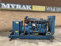 350 kVA CATERPILLAR Diesel Skid Mounted Set (CAT D343 diesel)