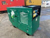 11kVA Genmac RG11000 Urban 1 Phase Generator with Yanmar Engine