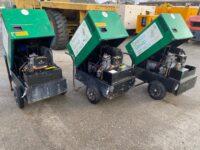 6kVA Pramac P6000 Silent Diesel Set With Trolley 1 Phase Yanmar Engine