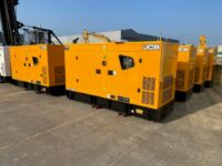 115 KVA JCB G116QS STAGE IIIa EMISSIONS WITH ALTERNATOR TOTAL PROTECTION