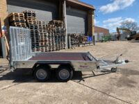 NEW YEAR 2021 INDESPENSION V21 Plant Trailers (3500 kgs Gross)