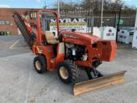 YEAR 2014 DITCH WITCH RT45 4 wheel drive TRENCHER (only 850 hours)