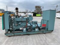 DAWSON KEITH 275 kva CUMMINS skid mounted open set (low hours)