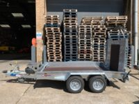 NEW YEAR 2021 INDESPENSION V32 Plant Trailers (3500 kgs Gross)