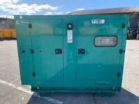 Year 2019 Cummins 66kVA Silent Diesel Generator C66D5E (2246 hours)