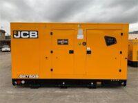 New 275kVA JCB Silent Diesel Generator G275QS With Cummins Engine