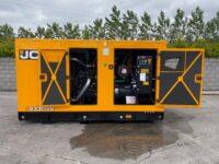 NEW 330KVA JCB SILENT DIESEL GENERATOR WITH CUMMINS ENGINE G330QS