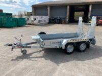 NEW YEAR 2021 NUGENT 2700 kgs Gross Twin Axle Trailers (CHOICE)