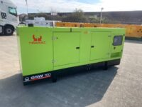 PRAMAC GSW160 Ex Standby set 167 kva (ONLY 139 hours)