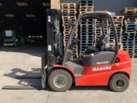 YEAR 2020 MANITOU Mi25D Diesel Forklift (ONLY 140 hours)