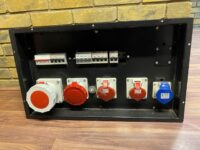 125Amp Distribution Panel and Protection