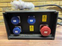 63Amp Distribution Panel and Protection
