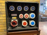 125Amp Distribution Panel and Protection