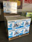 SDMO Portable Generators VARIO 2500 2.8 kVA – SOLD IN PALLETS OF 8 – TRADE ONLY