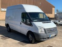 YEAR 2013 FORD TRANSIT 125 T350 DIESEL High Roof