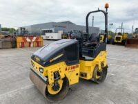 YEAR 2018 BOMAG BW120AD-5 ROLLER (ONLY 74 HOURS)