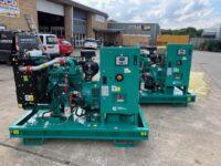 NEW CUMMINS 66 kva C66D5E Diesel Open Sets (CHOICE)