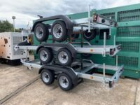 NEW 2700KGS MEREDITH & EYRE TWIN AXLE TRAILER
