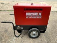 NEW YEAR 2021 MOSA GE SX6000YDM 6 kva Yanmar Diesel (STAGE V)