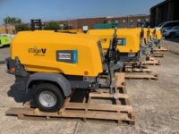 NEW YEAR 2021 ATLAS COPCO XAS48 Road Tow Legal (STAGE V COMPLIANT)