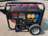 NEW LONCIN 5000 watts petrol trolley mounted sets (STAGE V)