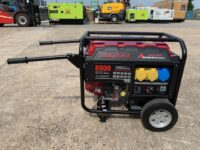 NEW LONCIN 8000 watts petrol trolley mounted sets (STAGE V)
