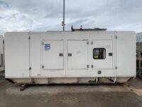 FG WILSON P450 PERKINS DIESEL 495 kva standby silenced set