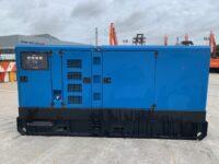 ATLAS COPCO QAS200E 220 kva silenced VOLVO diesel set