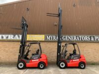 NEW YEAR 2021 MANITOU MI25D DIESEL (CHOICE OF 2)