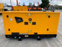 YEAR 2018 JCB G45QS 45 kva silenced diesel set (ONLY 49 hours)