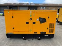YEAR 2016 JCB G66QS 66 kva silenced set (Only 1706 hours)