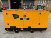 YEAR 2018 JCB G45QS 45 kva silenced set (Only 77 hours)