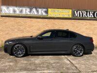 YEAR 2021 BMW 740d xDrive M SPORT SALOON (4500 MILES)