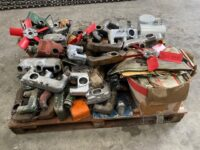 PALLET OF LISTER SPARE PARTS MOSTLY UNUSED FOR LISTER ENGINES