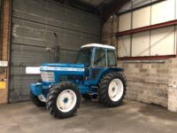 YEAR 1981 FORD COUNTY 8200 4 x 4 CLASSIC TRACTOR