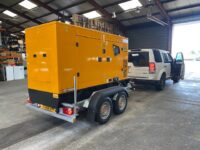 NEW YEAR 2021 JCB G116QS TRAILER MOUNTED WITH DISTRO BOARD